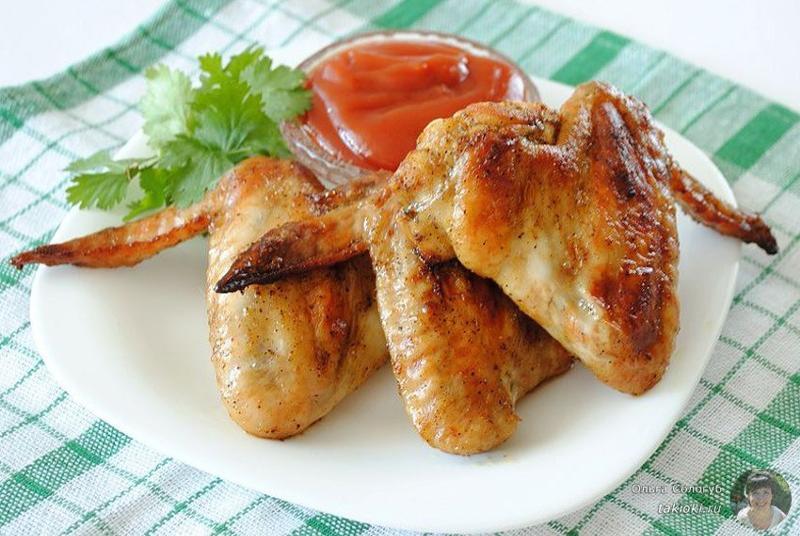 Как приготовить вкуснейшие крылышки
