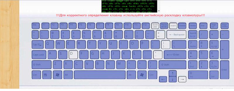 Почему не работают некоторые кнопки на клавиатуре