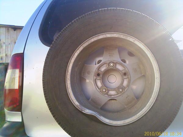 Как выпрямить диск колеса своими руками
