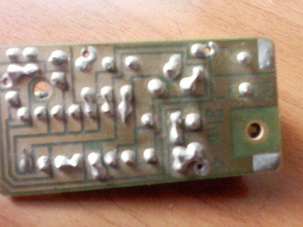 Регулятор скорости подачи проволоки сварочного полуавтомата