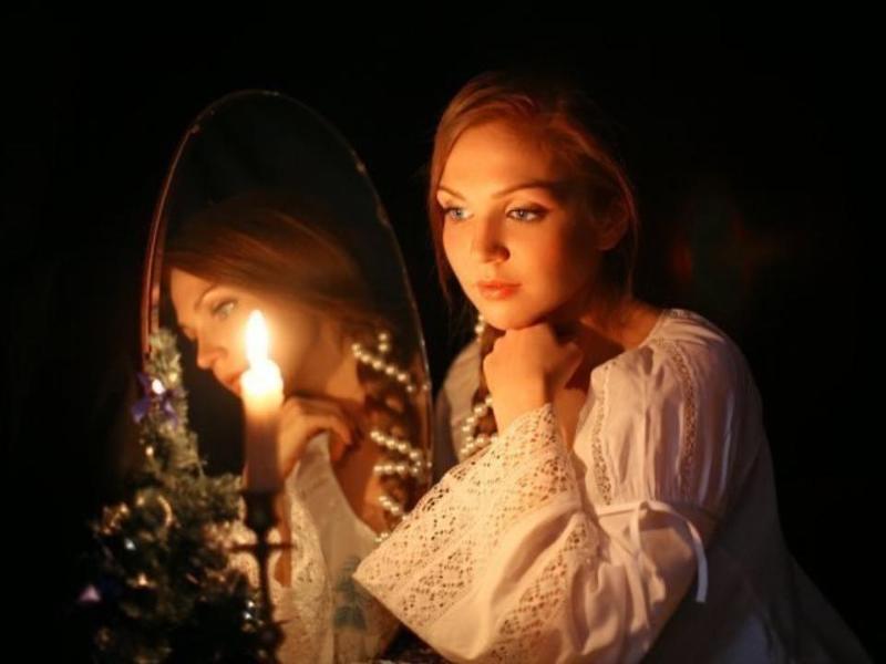 Гадание на суженого на новый год