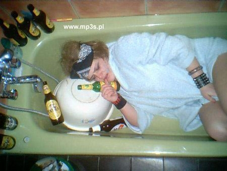 Как отойти после запоя