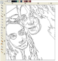 Раскраску из фотографии - Как сделать раскраски как из картинки сделать раскраску. - logo