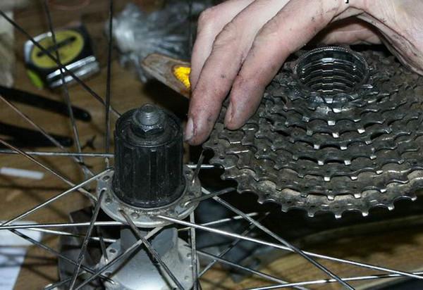 Как разобрать велосипед своими руками