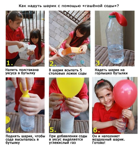 Как сделать гелевые шарики дома без гелия
