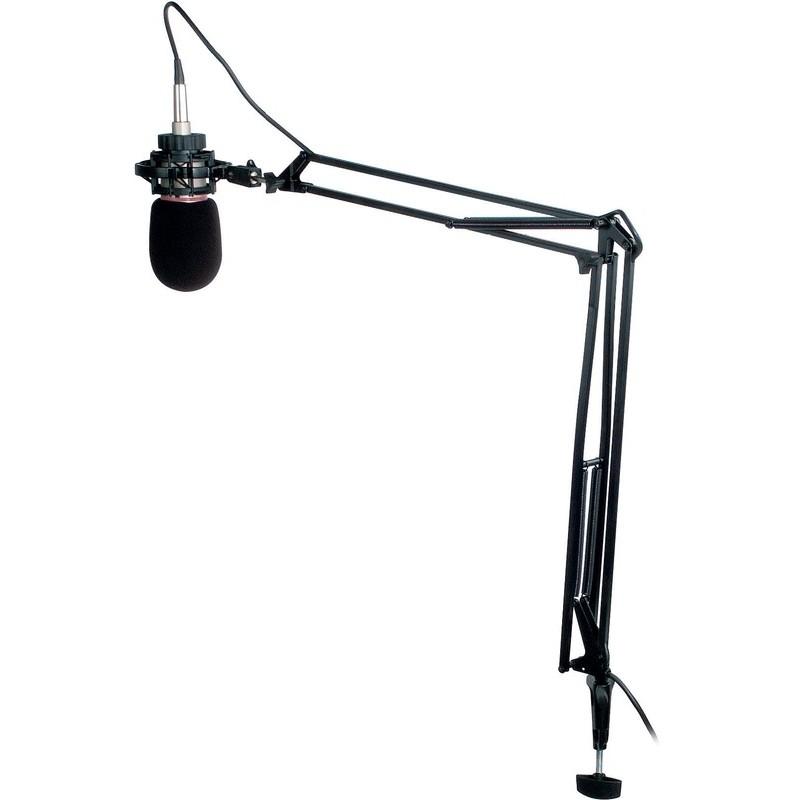 Как сделать подставку под микрофон
