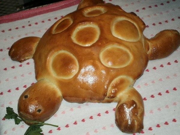 Пирог черепаха