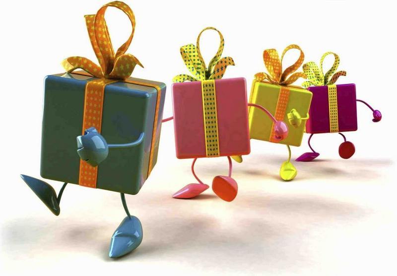 Подарки для детей по интернету 264