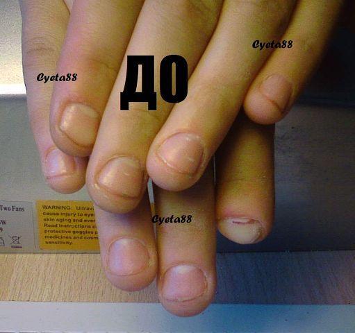 Нарощенные ногти модно ли это