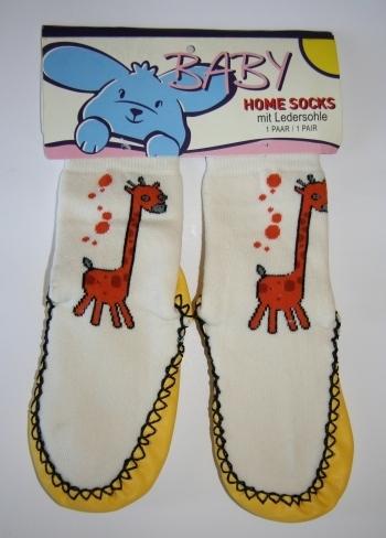 Как сделать носки нескользящими