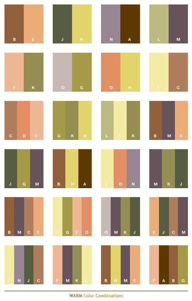 Что определяет цвет интерьера