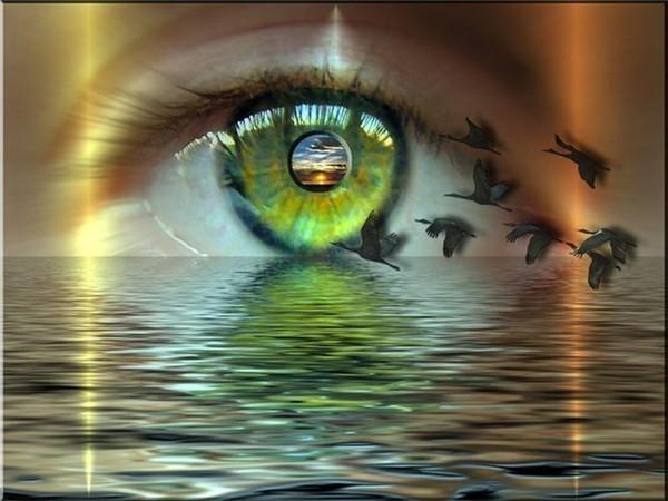 Как сделать чтобы глаза светились счастьем
