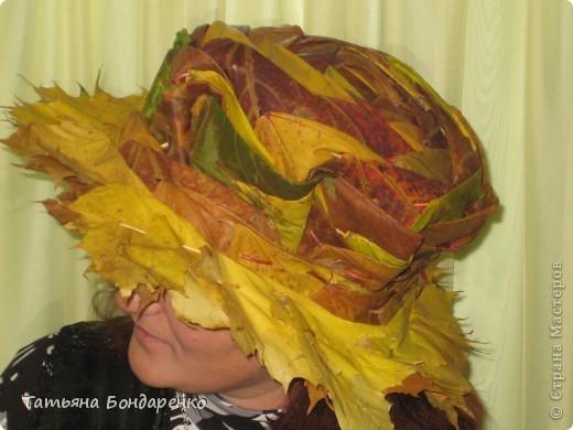 Поделки шляпы и
