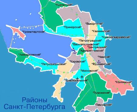 Карта города Пушкина ... - pushkin.ru