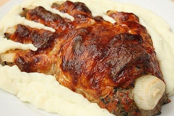 Блюда из фарша мясногоы с фото на скорую руку на сковороде