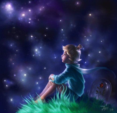 Почему человек рисует звездочки