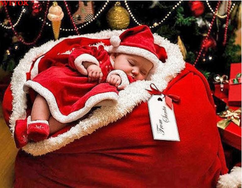 Что полагается родившим в новый год