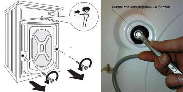 Что делать если стиральная машина при отжиме бегает