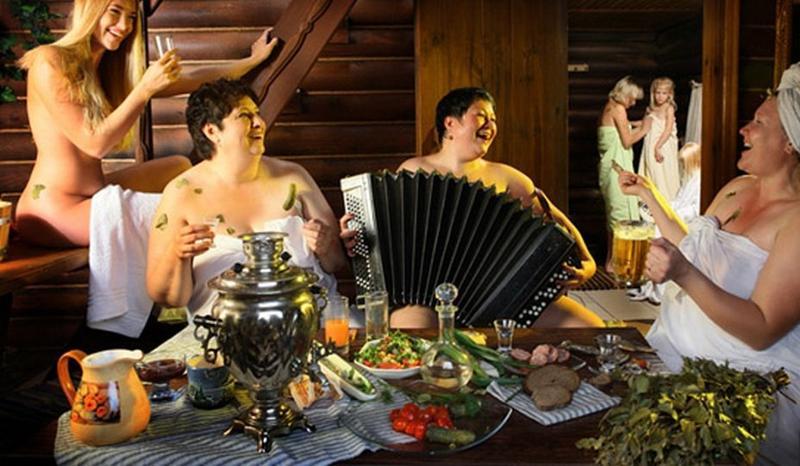 Деревенские девчата гостеприимны и без одежды  275687