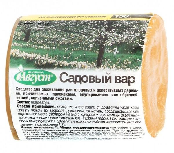 Как приготовить самому садовый вар - Danetti.Ru