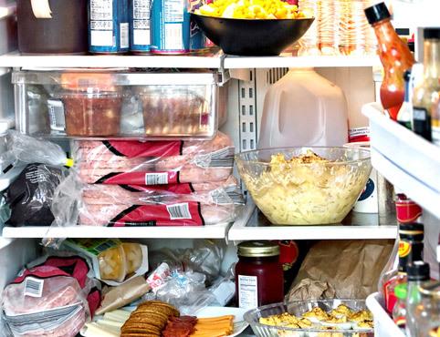 Как хранить еду приготовленную для ребенка