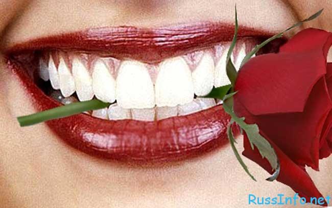 Поздравления с двумя зубами