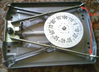 Ремонт механических напольных весов своими руками