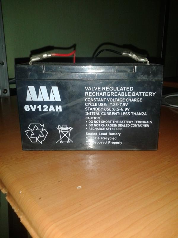 Как сделать из 2 акб 24 вольта