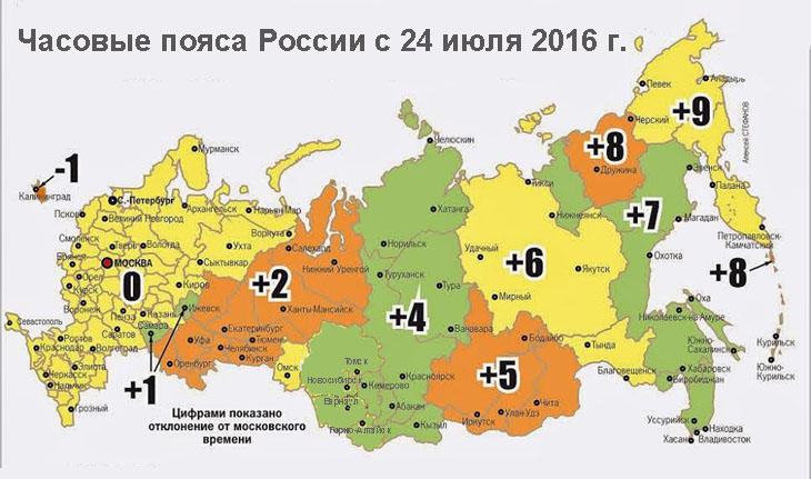 В городе владивостоке (российское приморье) утро по гринвичу наступает на час раньше, чем в токио развернуть