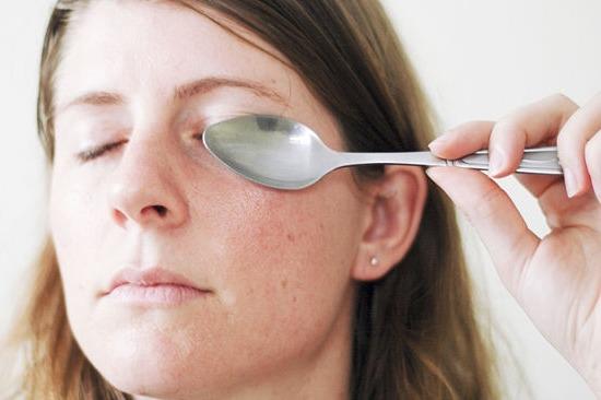 Убрать гематому под глазом в домашних условиях