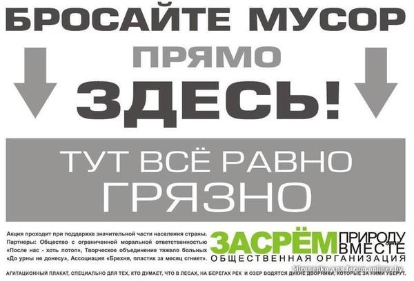 Донской  Хватит мусорить!  БезФормата  Новости
