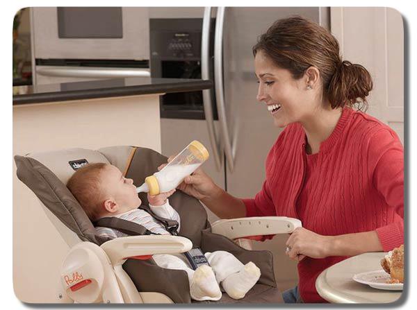 Как сажать малыша в 6 месяцев 6