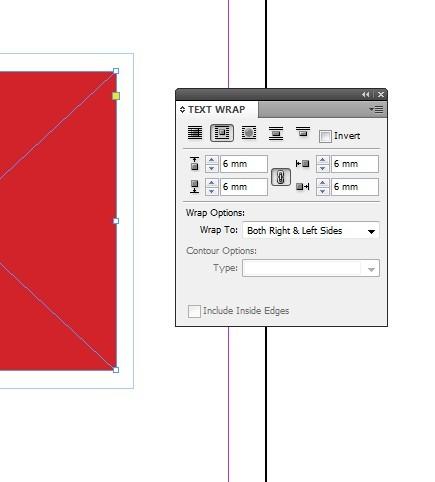 Как сделать отступ текста от изображения