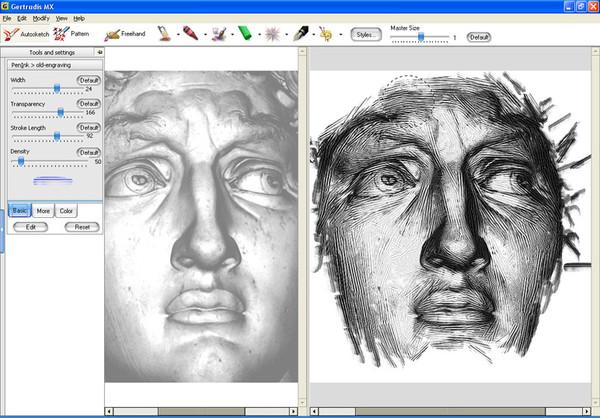Ответы@Mail.Ru: В какой программе (кроме Phtoshop) к фотография можно применить эффект рисунка карандашом или красками?