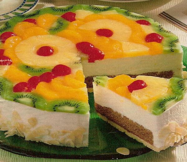 Творожный крем: прекрасный десерт и замечательная ...