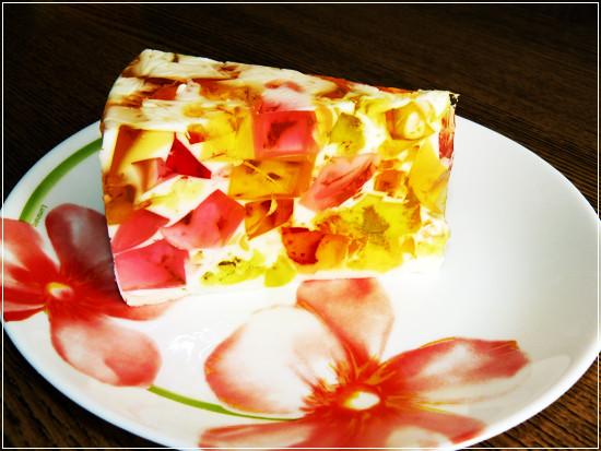Десерт битое стекло рецепт со сметаной