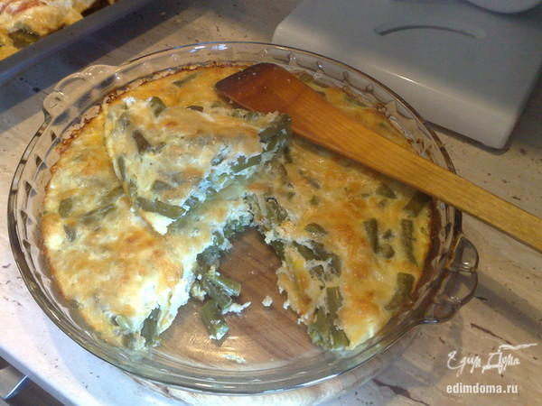 Стручковая фасоль в духовке как приготовить