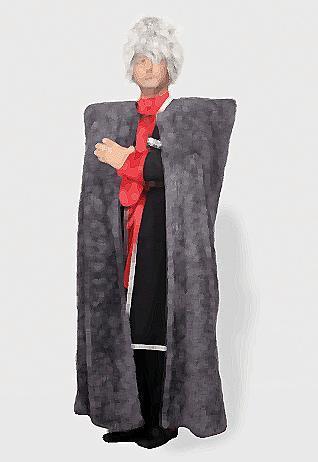 Аниме костюм своими руками
