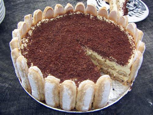 Рецепты тортов в домашних условиях пошагово тирамису
