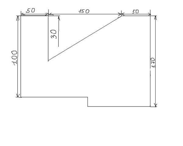 как вычисляется площадь прямоугольника