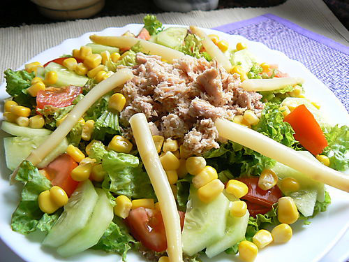 испанская кухня салаты фото
