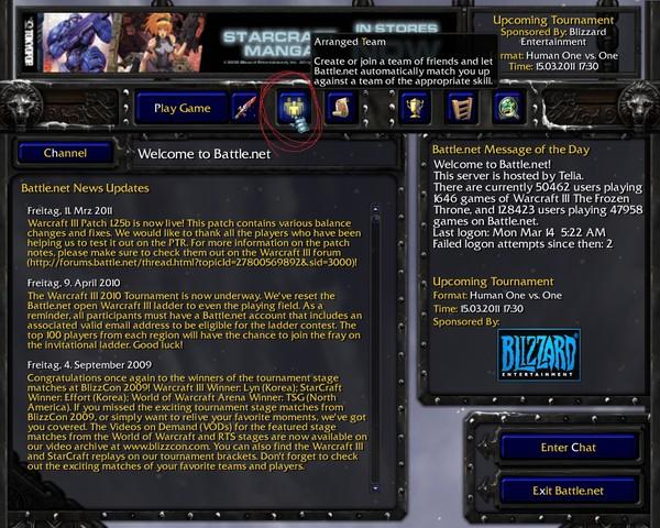 How to solve warcraft 3 battle net problem