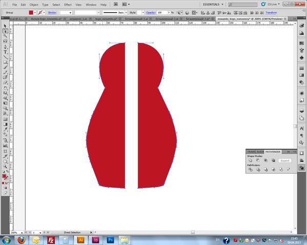 Как сделать линию точками в иллюстраторе