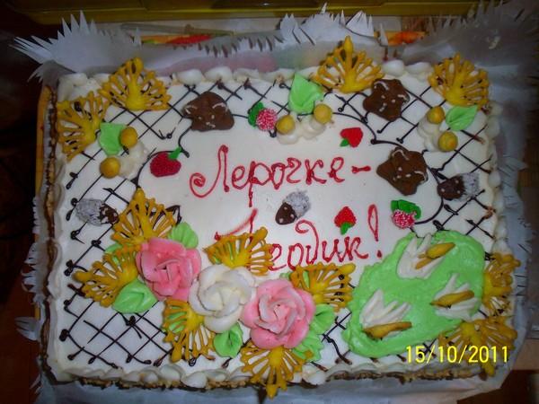 Рецепт торта ребенку на 1 год фото своими руками 32