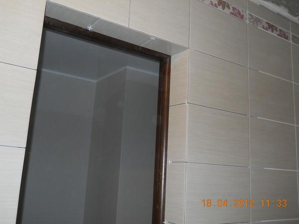 Как установить двери в ванную фото