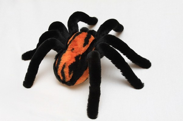 Игрушка паука своими руками