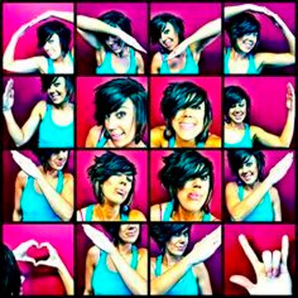 Как сделать на фотографиях сердце 782