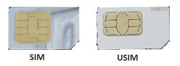 Usim : kona usim is self-developed uicc platform based