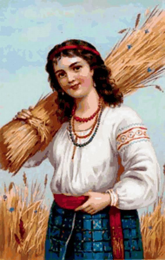 Гарна пісенька для милої дівчинки-україночки - щира, світла і піднесена! kulbabka