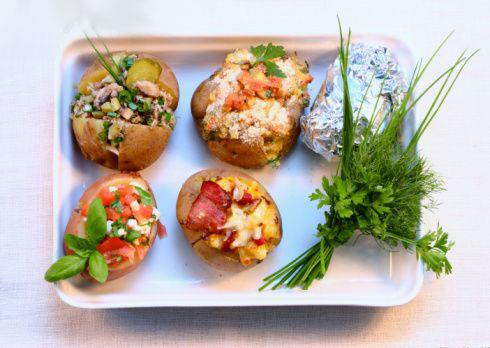 Крошка картошка начинка